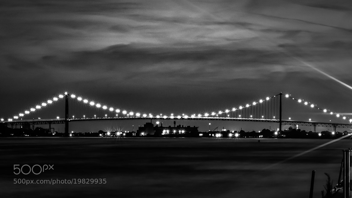 Photograph Ambassador Bridge by Steven Wosina on 500px
