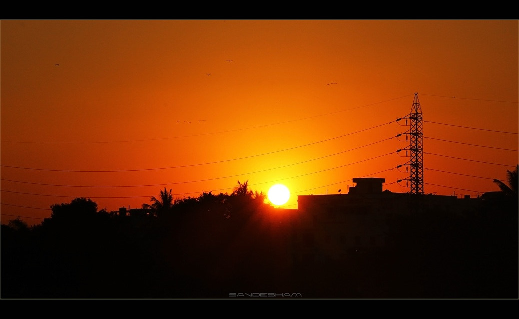 Photograph EVENINGS ARE BEAUTIFUL! by Sandesh nk on 500px