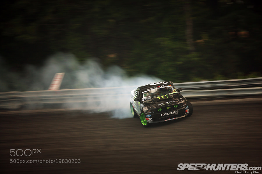 Photograph Monster Energy drift by Larry Chen on 500px