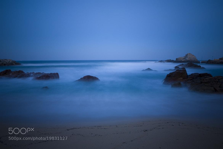 Photograph Blue Sea by Ju kwang Lee on 500px