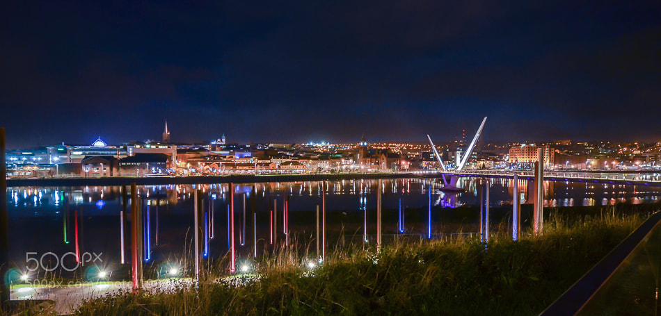 Photograph DERRY/LONDONDERRY by Sam Smallwoods on 500px