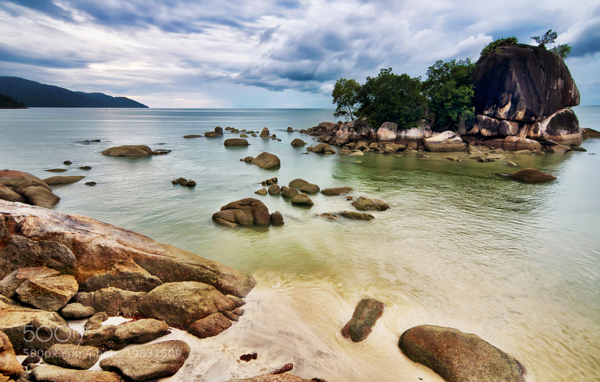 Photograph Teluk Bahang Beach by Grey Chow  on 500px