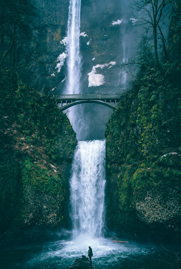 Multnomah by Tobias Hägg on 500px.com