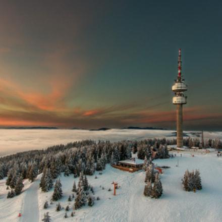 Pamporovo Snejanka tower