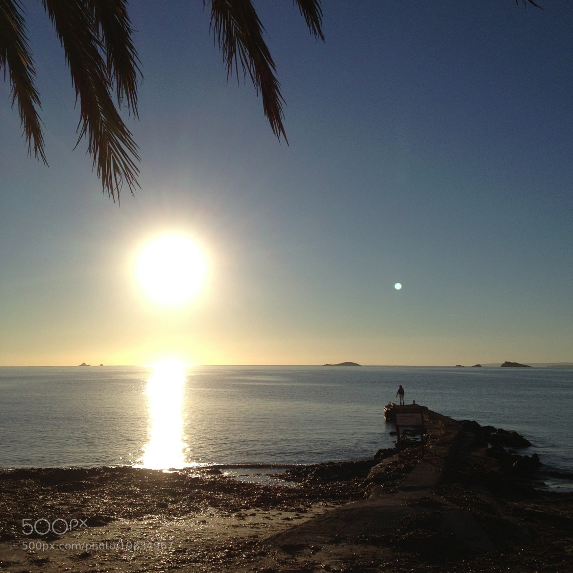 Photograph Receiving a new day by Ibiza Movilgraphy on 500px