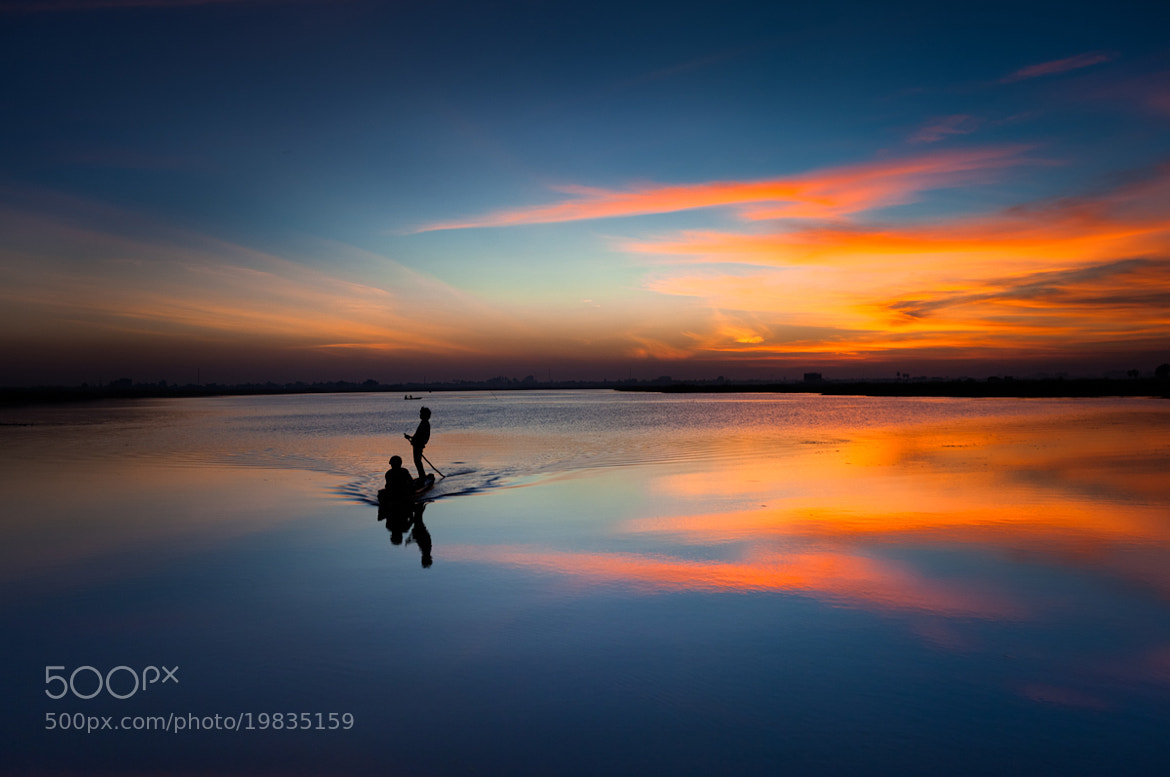 Photograph Fisher by La Mo on 500px
