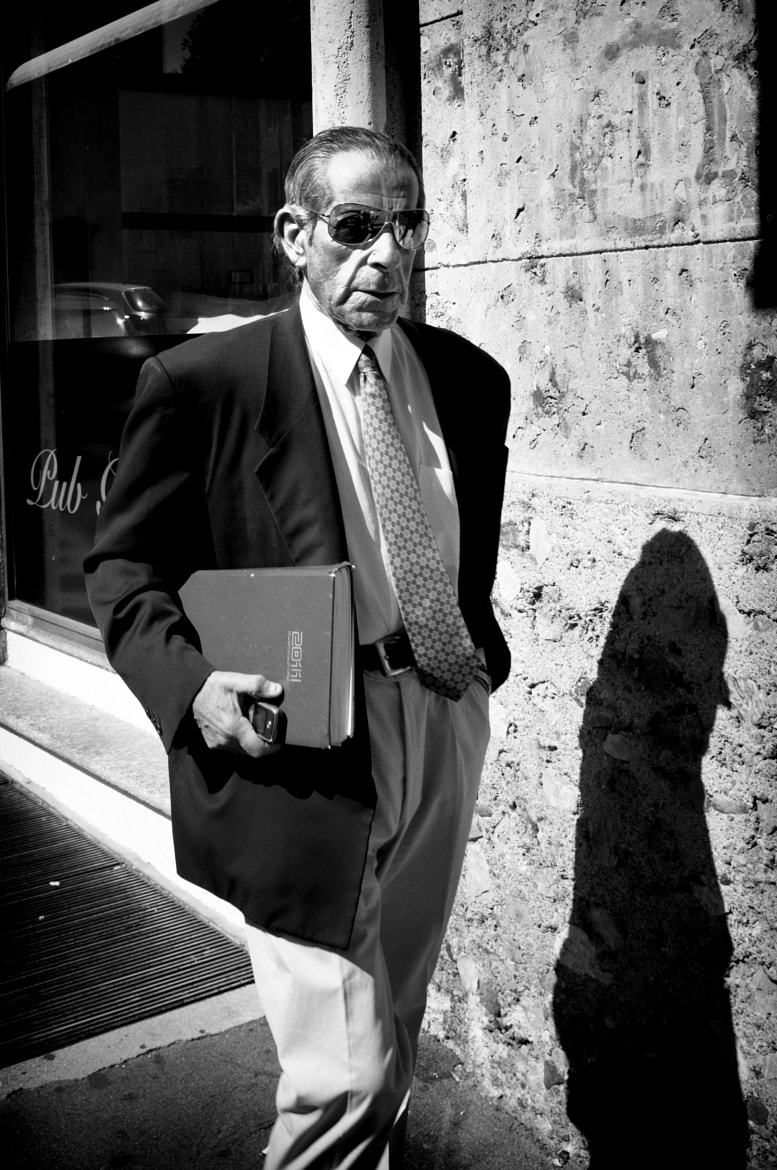 Photograph Businessman by Emanuele  Toscano on 500px