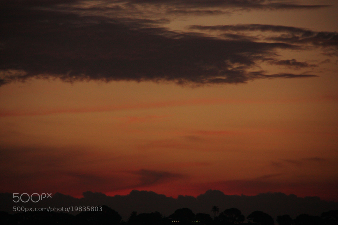 Photograph EVENING SKY 3 by E Bai on 500px
