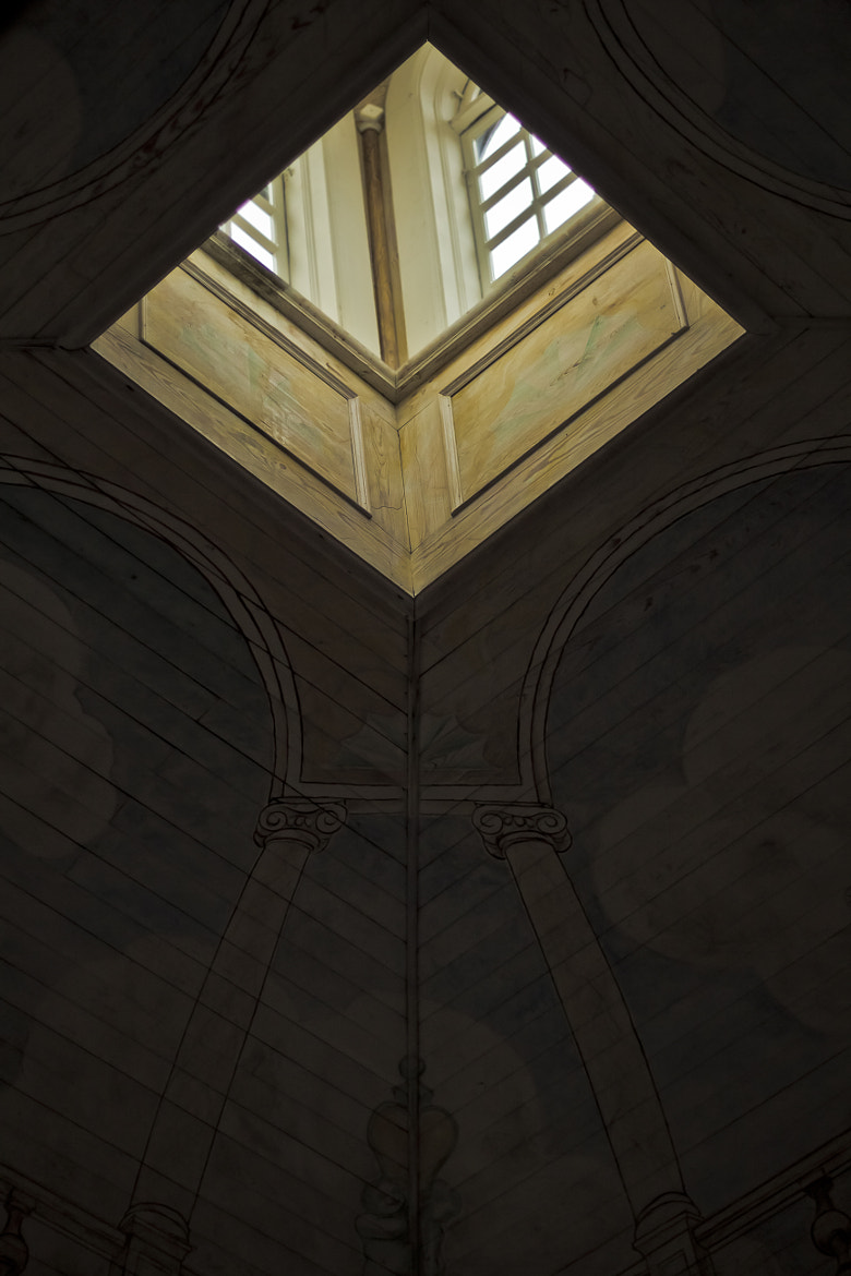 Photograph Skylight of Yesterday by Niclas Larsson on 500px