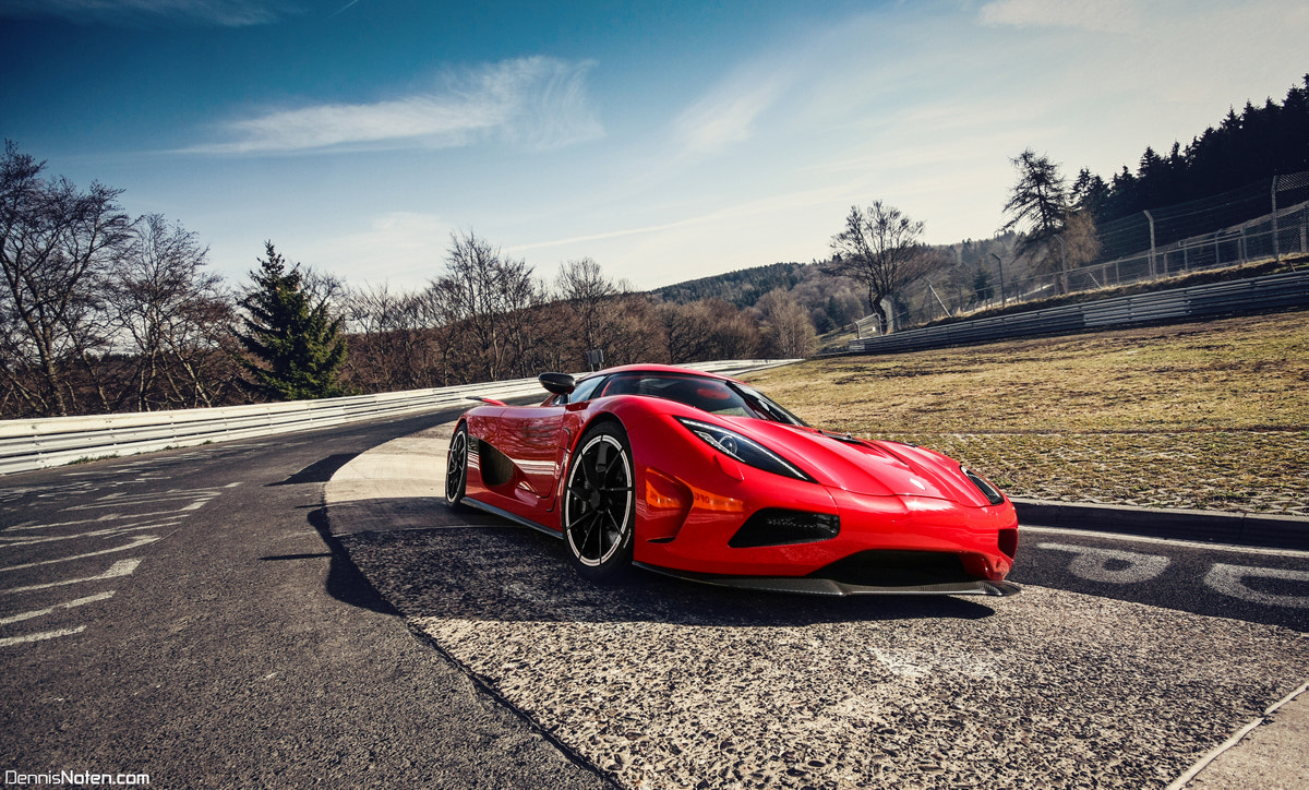 Photograph Agera R.  by Dennis  Noten on 500px