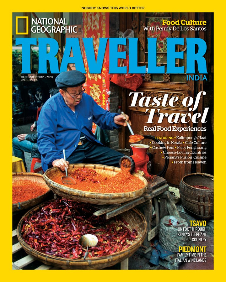 On The Cover: