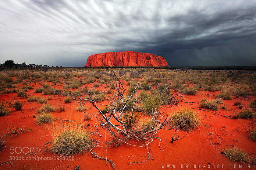 Photograph Divine Desert Rock by Cain Pascoe on 500px