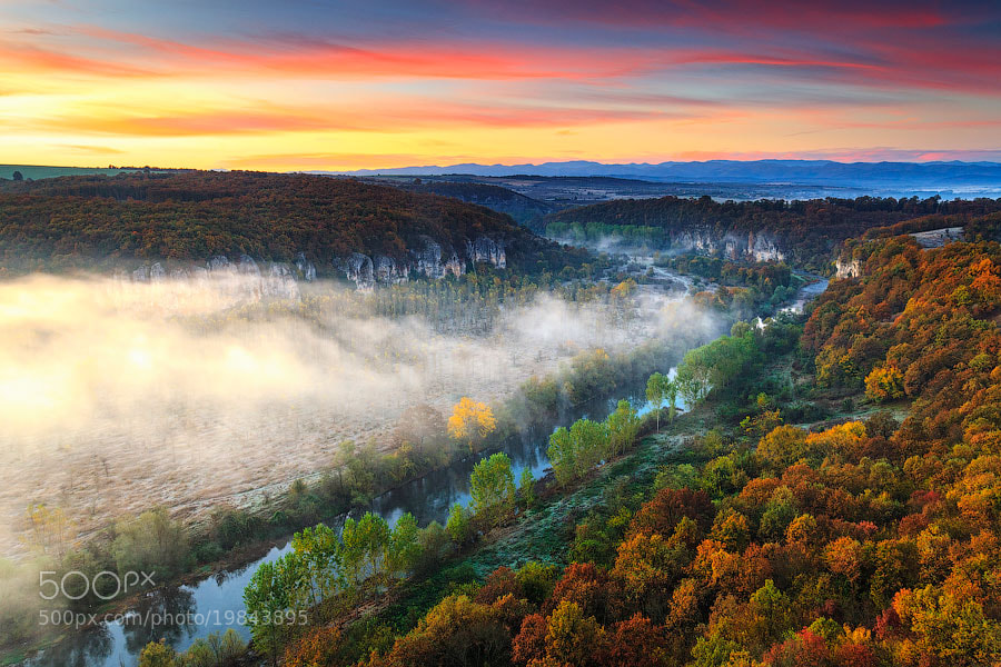 Photograph Canyon of Vit river by Evgeni Dinev on 500px