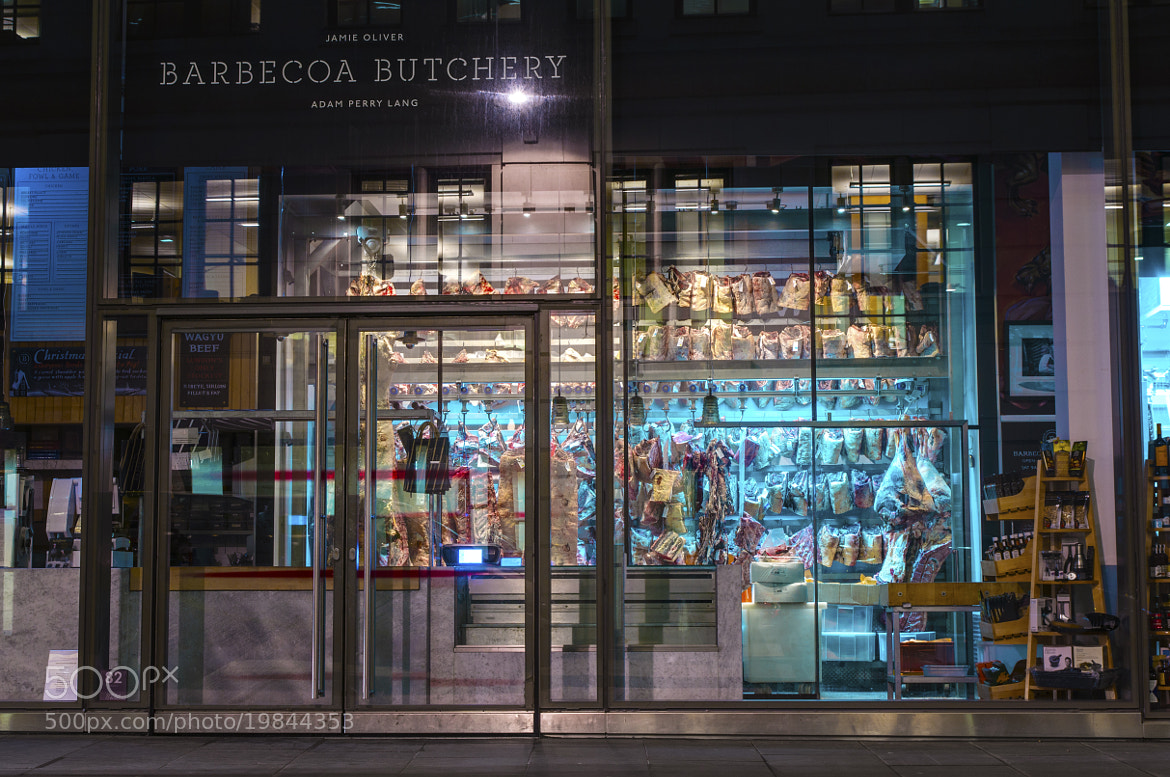 Photograph Barbecoa Butchery by Andy Kirby on 500px