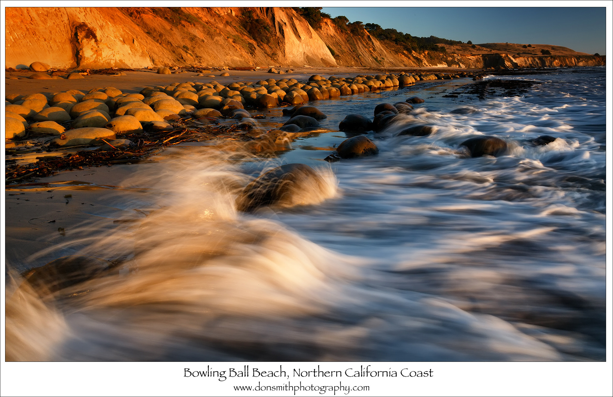 Photograph Bowling Ball Beach by Don Smith on 500px