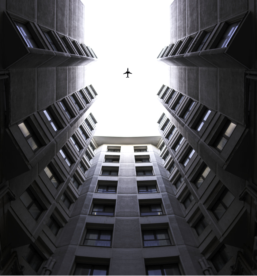 It's all about symmetry  by Johnnie Par on 500px.com