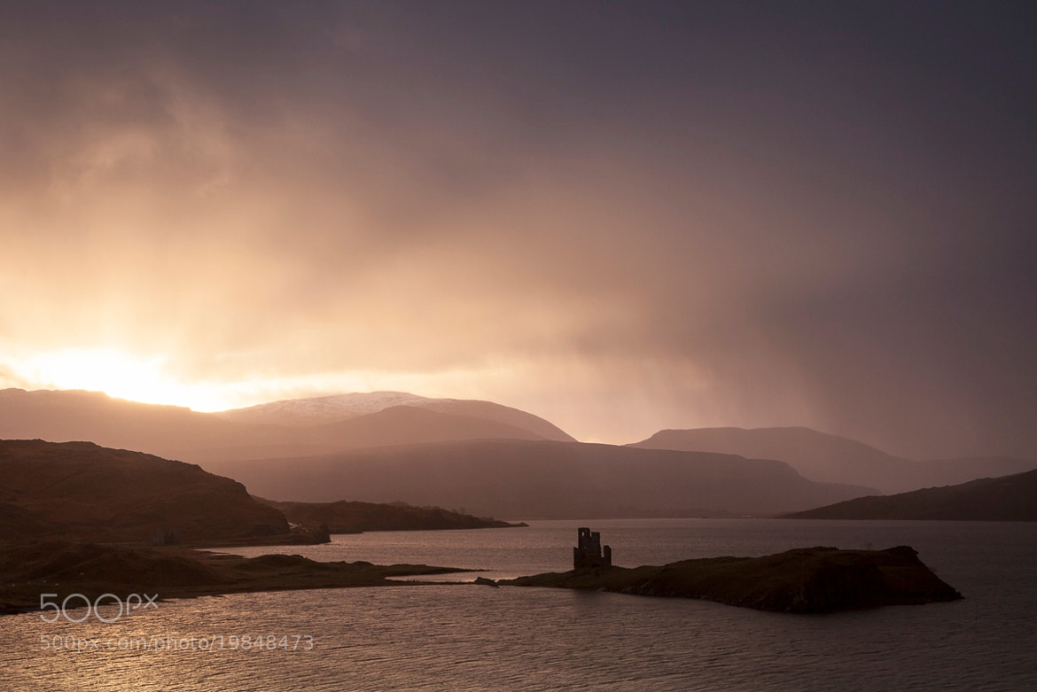 Photograph Ardvreck castle ii by Terry Gibbins on 500px