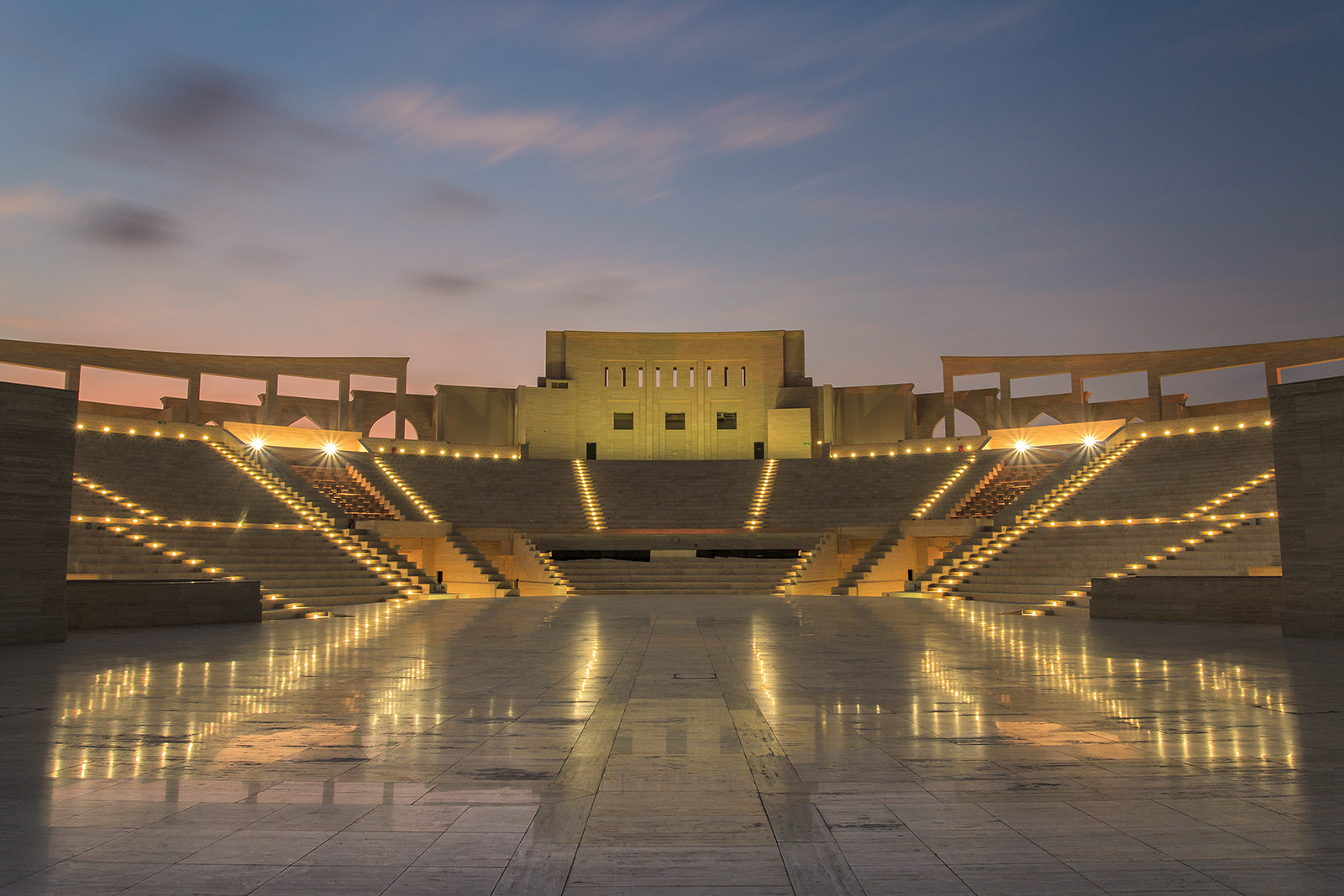 Photograph Amphitheater by Helminadia Ranford on 500px