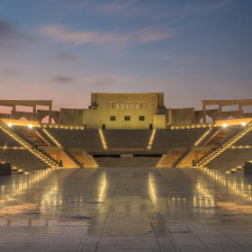 Amphitheater by Helminadia Ranford (Helminadia_Ranford)) on 500px.com