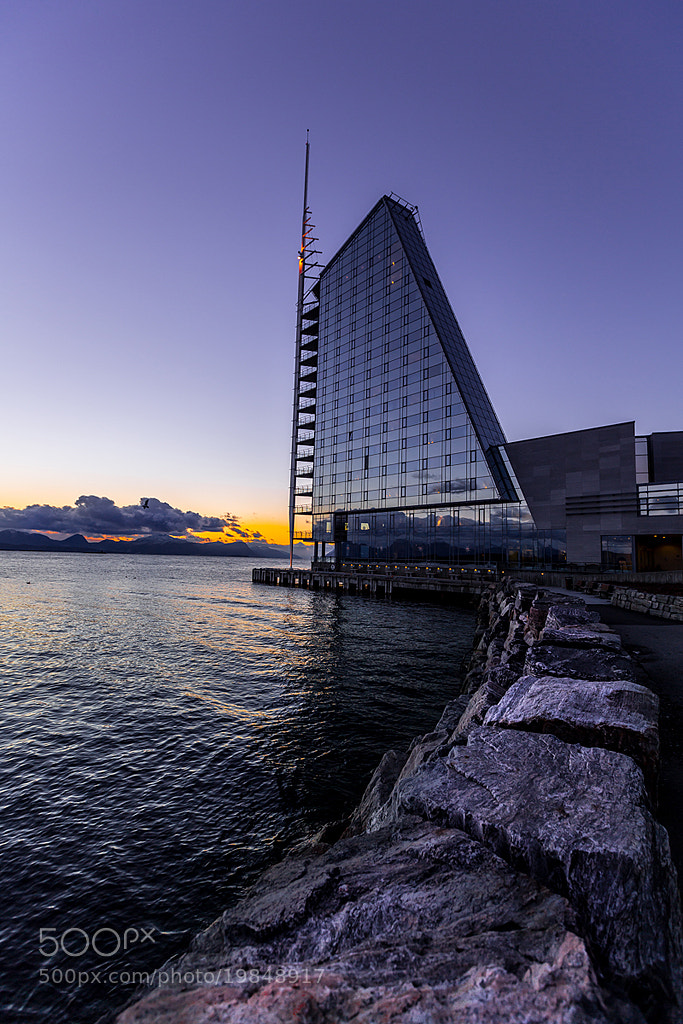 """Photograph """"Seilet"""" Hotel in Norway by Ove Bjerknes on 500px"""