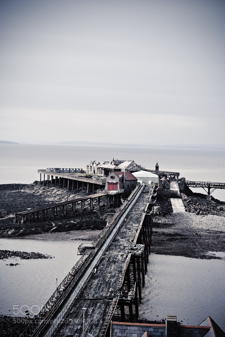 Photograph Victorian Pier take 2  by Ellie Melling on 500px