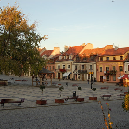 Sandomierz Main Market Square