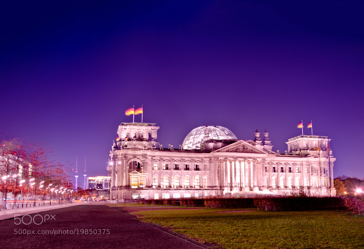 Photograph Reichstag  by Seiha Heng on 500px