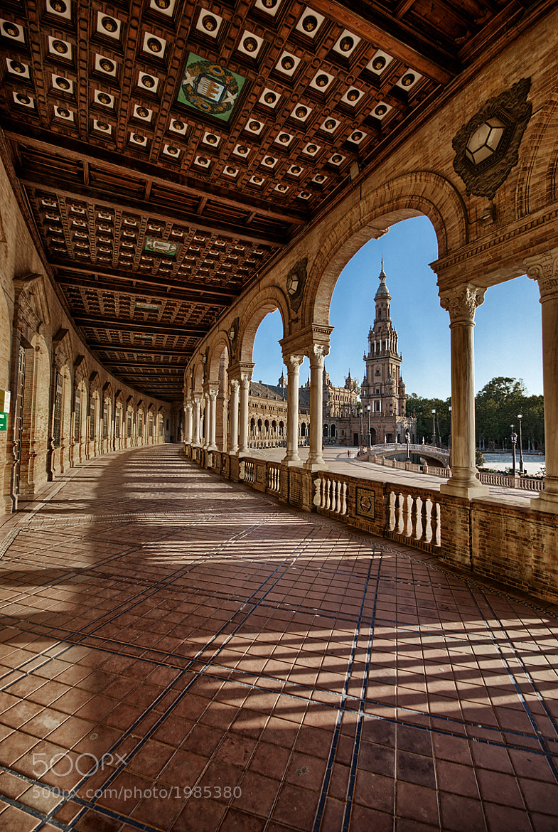 Photograph Plaza España - Sevilla by Gerardo González on 500px