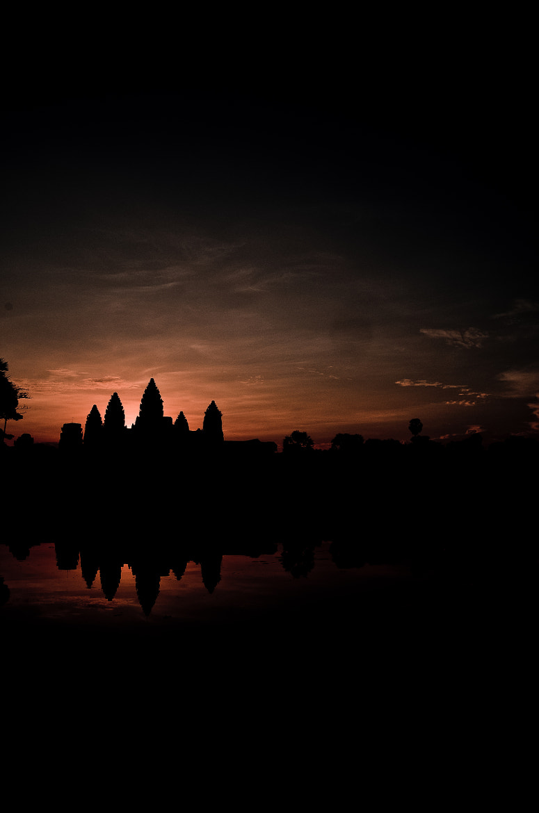 Photograph Angkor Wat by Amandeep Singh on 500px