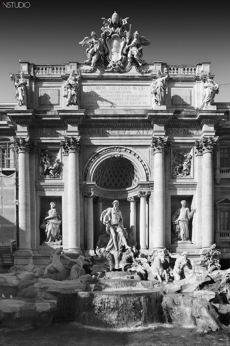 Photograph Rome - Fontana di Trevi by NSTUDIO PHOTO on 500px
