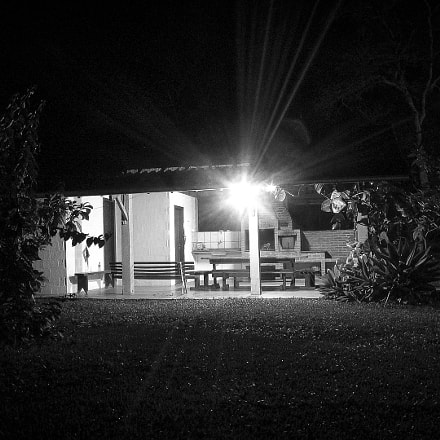 At Night 2, Canon POWERSHOT A610