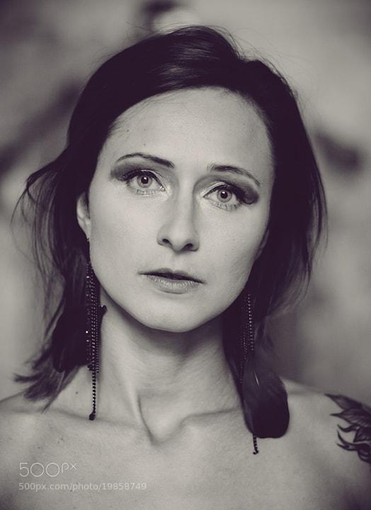 Photograph Kasia by Lukasz Malkiewicz on 500px