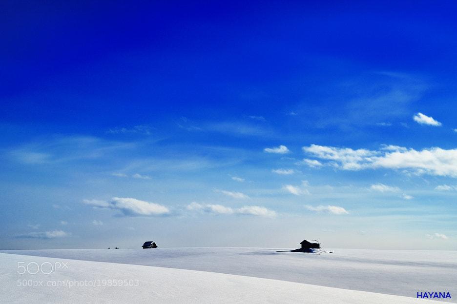 Photograph Hokkaido Furano by Ryu Jong soung on 500px