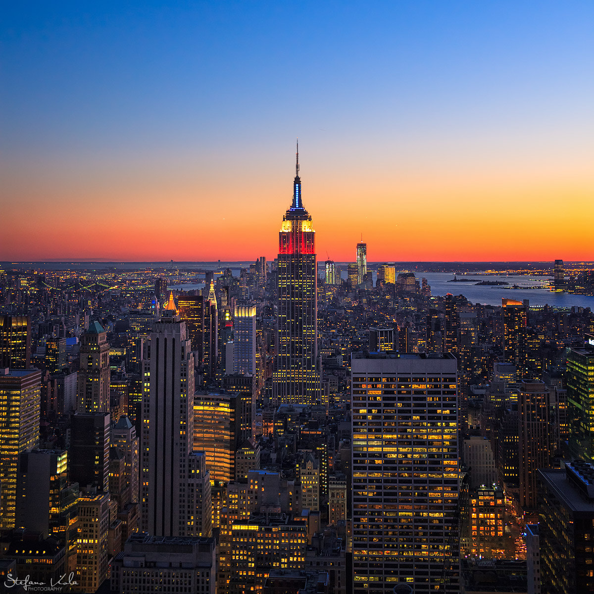 Photograph New York sunset by Stefano  Viola on 500px