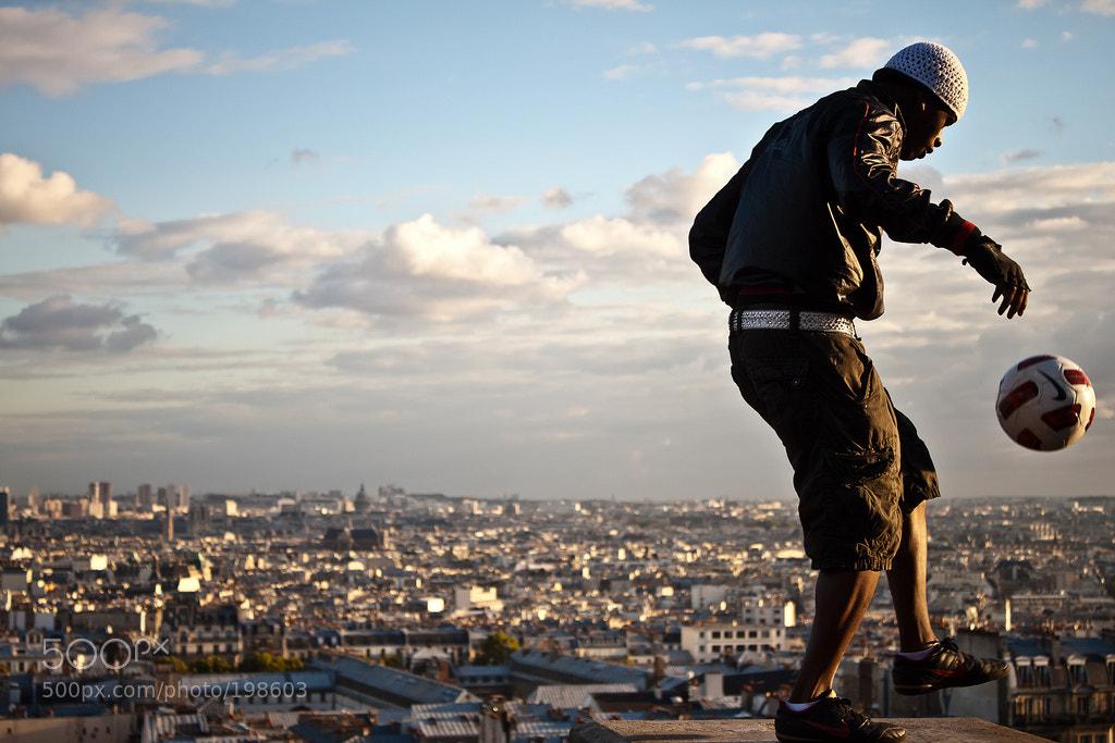 Photograph Paris Skyline by Mario  on 500px