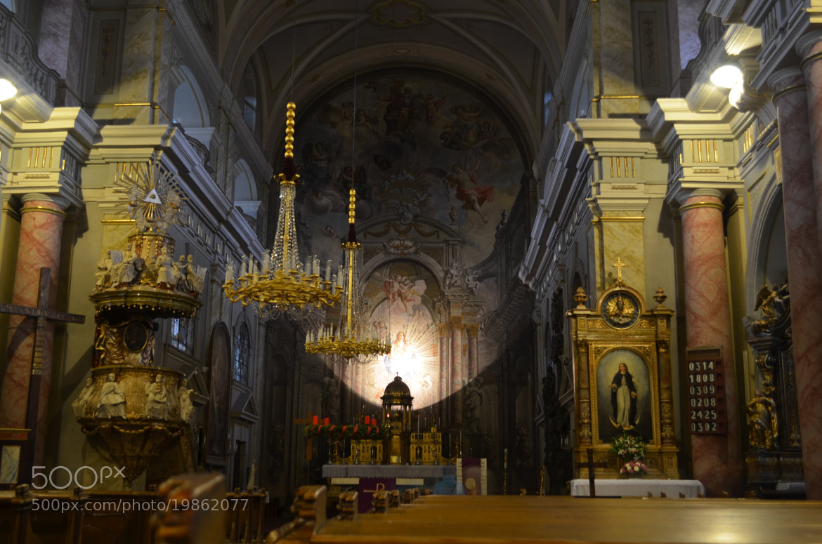 Photograph Cathedral by ionutmarcel on 500px