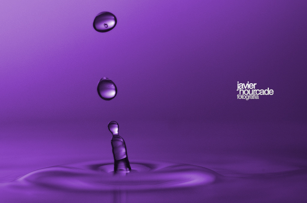 Photograph Drops by Javier Hourcade on 500px
