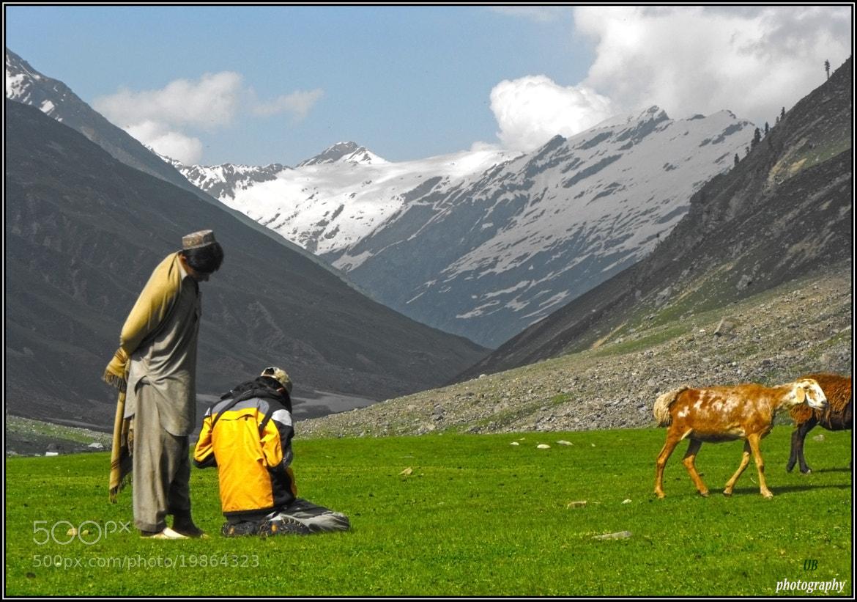 Photograph Chor Meadows, KPK, pakistan by Usman Bukhari on 500px