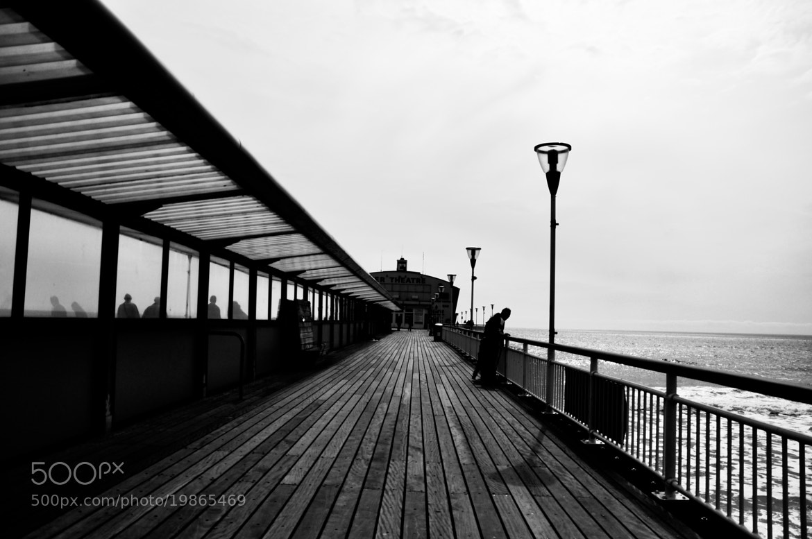 Photograph The Pier by Ed Livesey on 500px