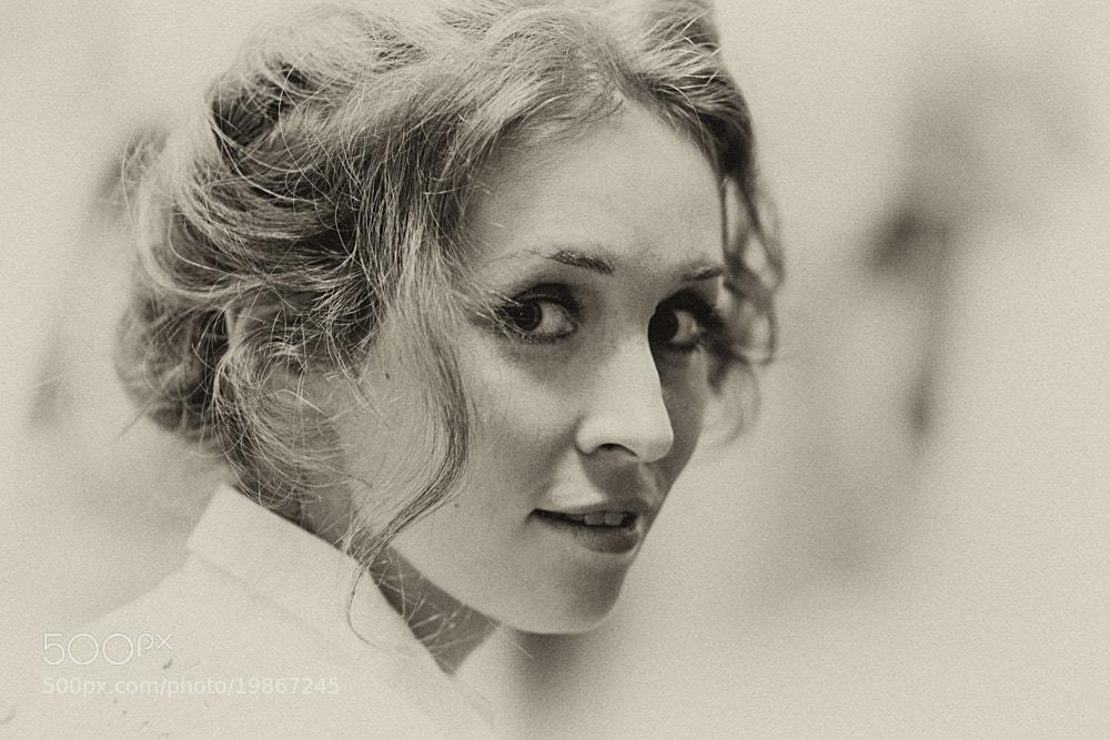 Photograph Sveta by Olga  Shut (nickname Helga Novak) on 500px