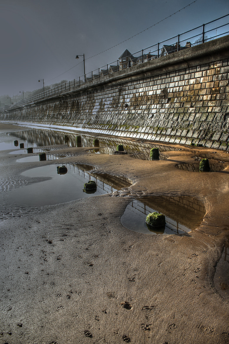 Photograph Sea wall 2 by Graham Graham on 500px