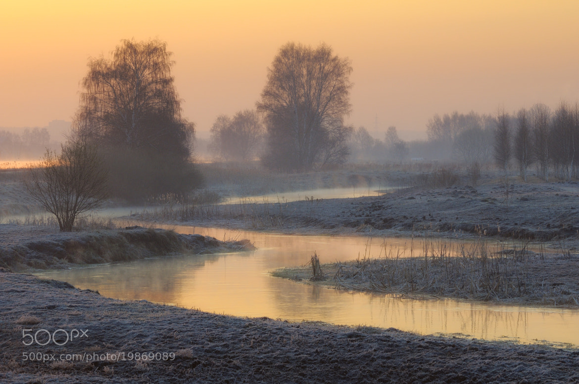 Photograph Smoke on the river by Владимир Кириллов on 500px