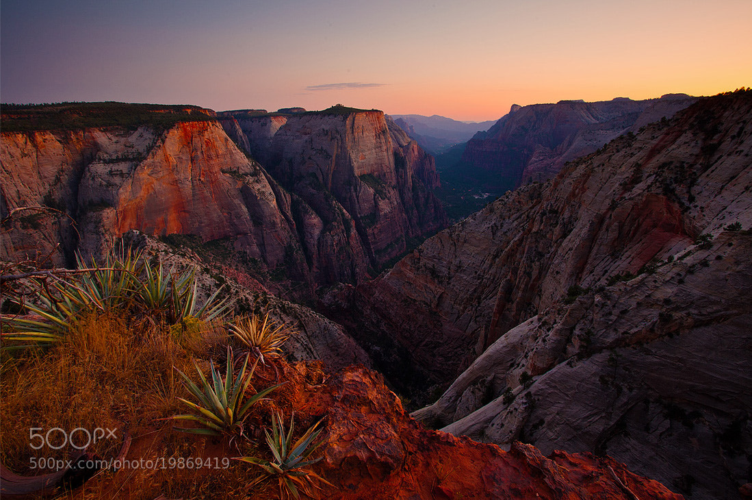 Photograph ZION by Marco Egeter on 500px
