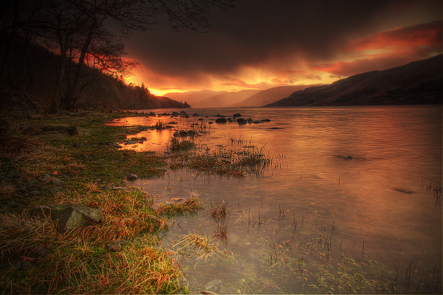 Photograph Loch Earn - Scotland  by Los Diadioo's on 500px