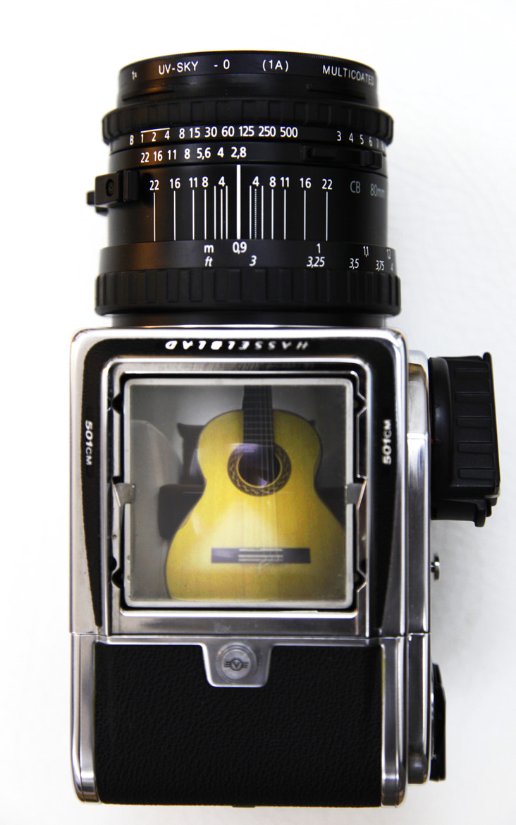 Photograph My guitar shot with Hasselblad by Ahmet Yeşil on 500px