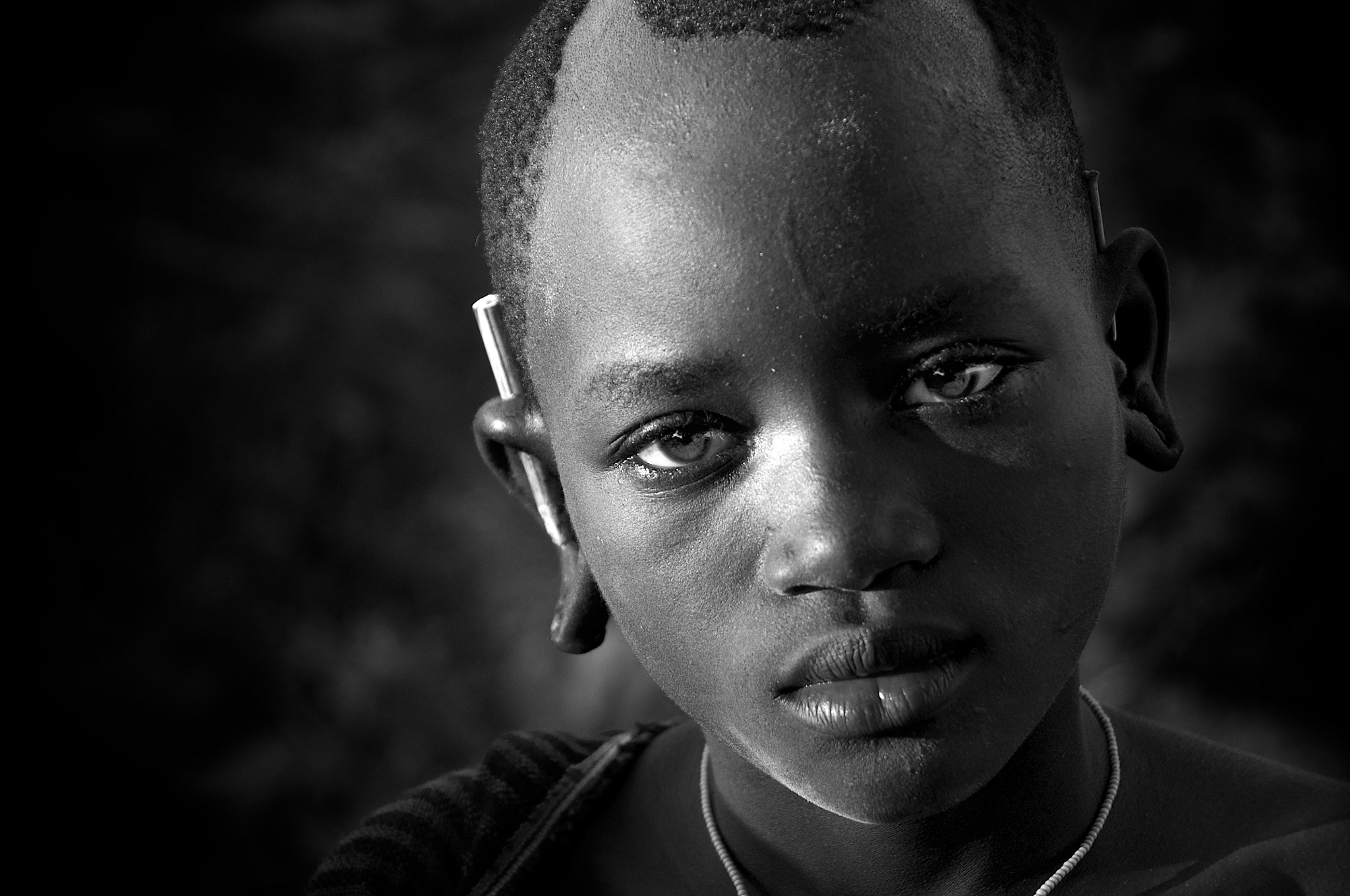 Photograph She didn't need to smile by Trevor Cole on 500px