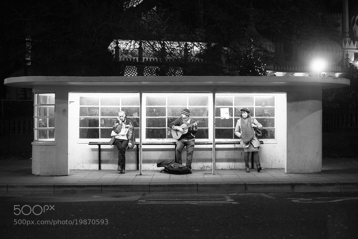 Photograph The Buzz Stop by Dade Freeman on 500px