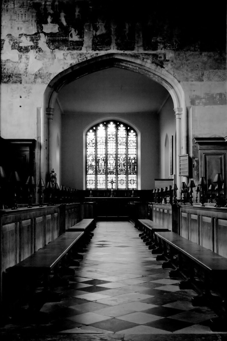 Photograph Guild Chapel - Stratford upon Avon  by Michelle McNally on 500px