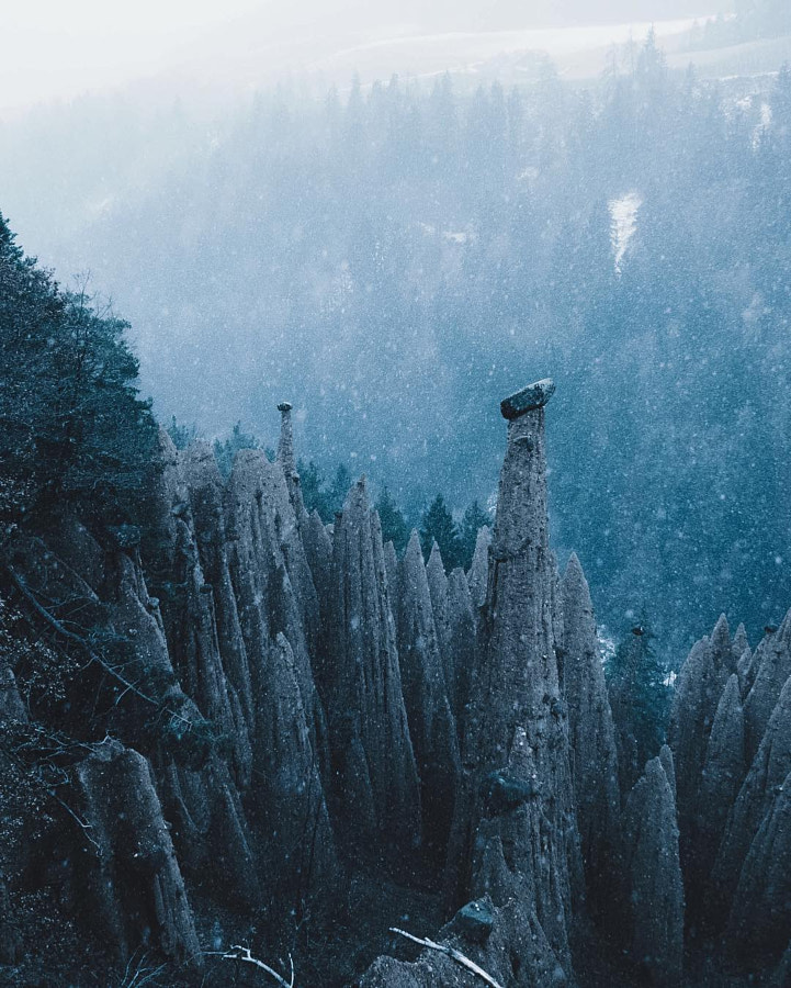 When reality is better than your wildest dreams. I have no words for what I felt when I saw those… by Michael Schauer