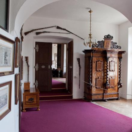 Cesky Sternberg interior